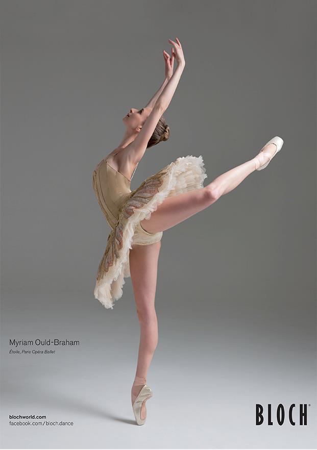Myriam Ould-Braham, Ballet de l'Opéra de Paris