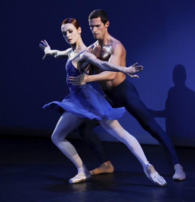 Ulyana Lopatkina and Alexander Zhembrovskyy