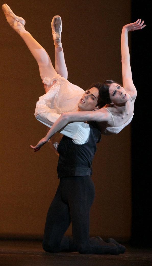 Hélène Bouchet and Thiago Bordin, Hamburg Ballet