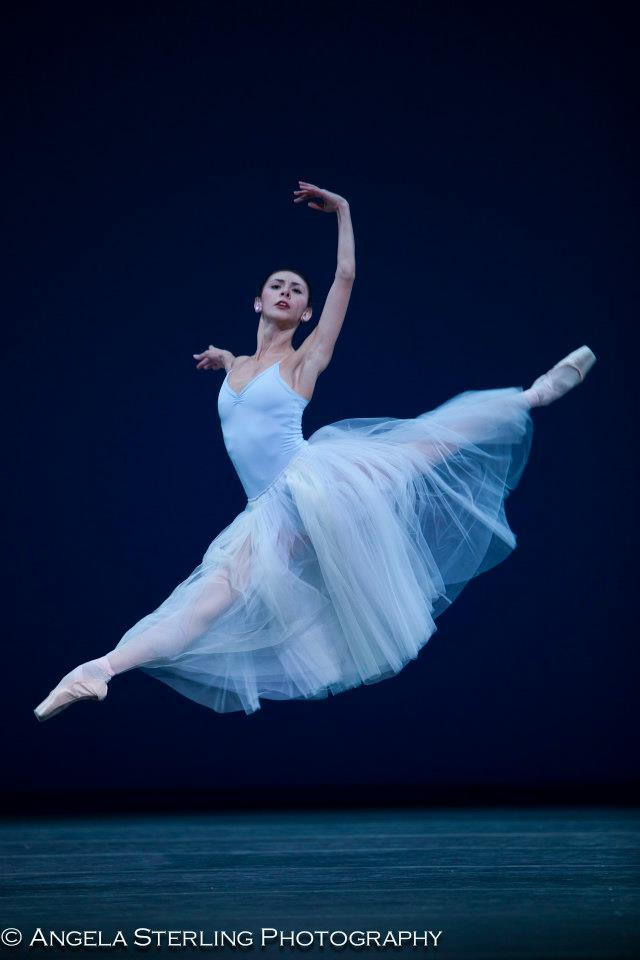 Victoria Ananyan, Het Nationale Ballet Balanchine Program (The Dutch National Ballet)