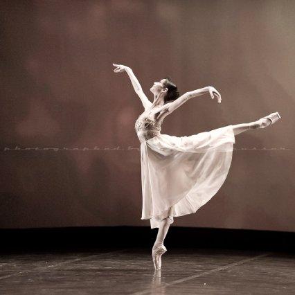 "Lucía Lacarra, ""Thais"" / © Nikolay Krusser"