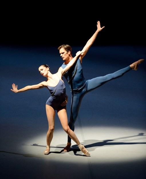 Alessandra Tognoloni and Filip Barankiewicz © Stuttgarter Ballett