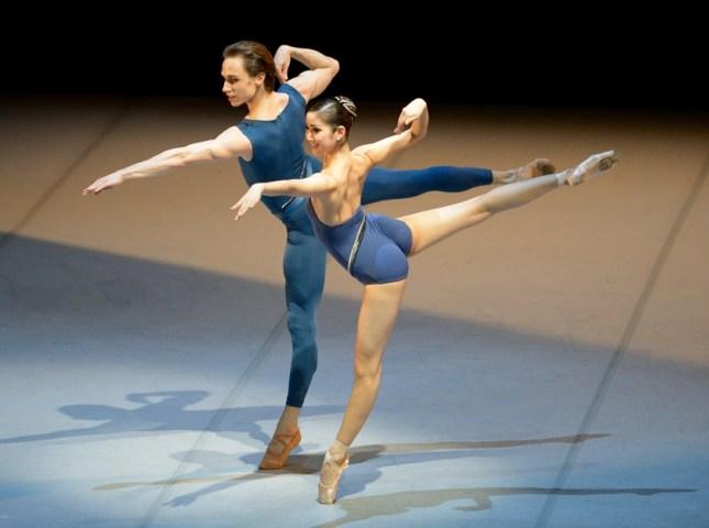 Ami Morita and Roman Novitzky © Stuttgarter Ballett