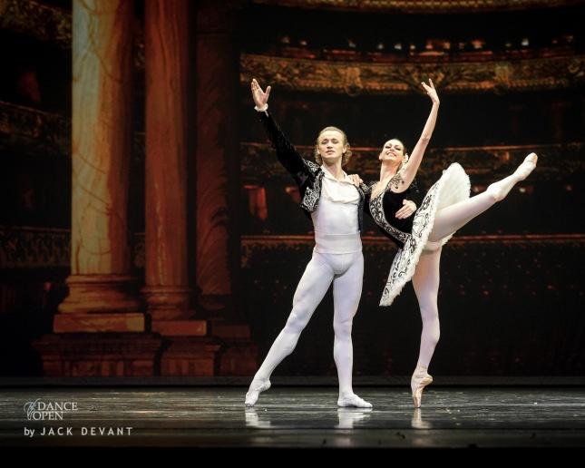 Anastasia and Denis Matvienko, Grand Pas from Don Quixote, Dance Open Vilnius 2013