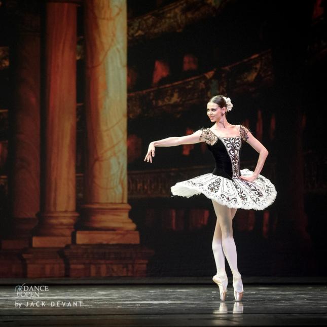Anastasia Matvienko, Grand Pas from Don Quixote, Dance Open Vilnius 2013