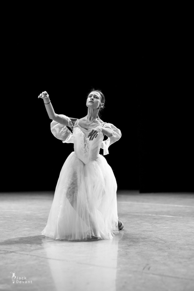 "Kristina Shapran, ""Giselle""  (II act) © Jack Devant"