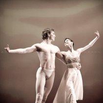 "Lucía Lacarra and Marlon Dino, ""Thais"" / © Nikolay Krusser"