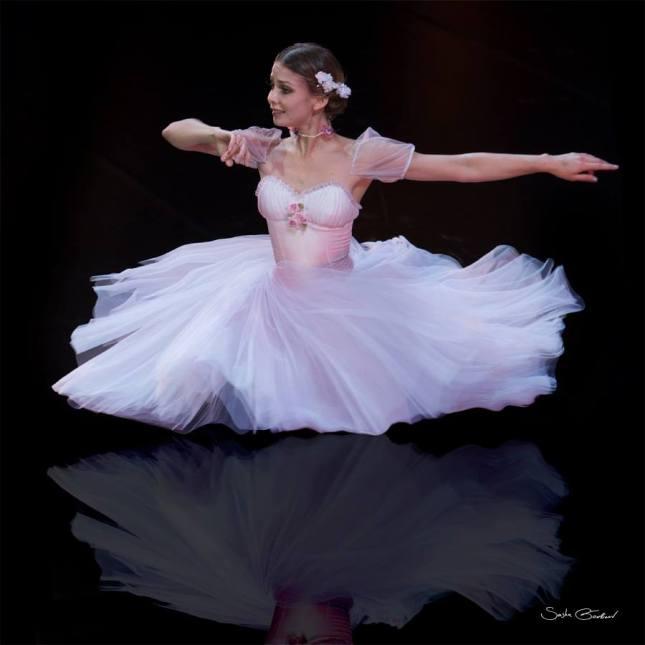 Evgenia Obraztsova, Bolshoi Ballet