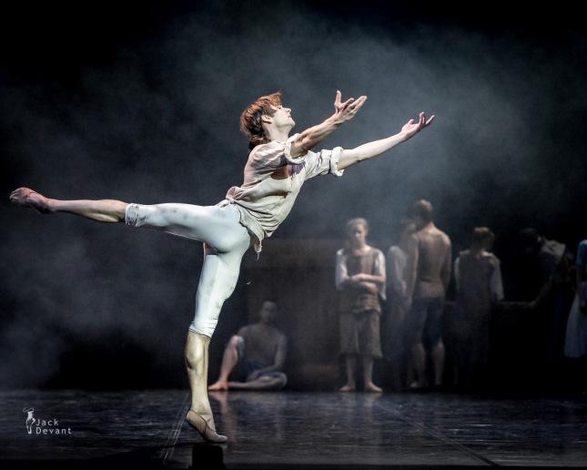 """Friedemann Vogel, The Port Scene, """"Manon"""" / © Jack Devant"""
