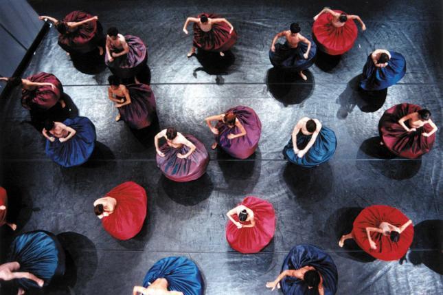 Ballet de l'Opéra National de Bordeaux. Carmina Burana