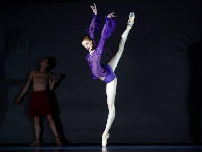 Elena Vostrotina, Dresden SemperOper Ballett
