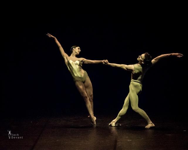 "Elisa Carrillo Cabrera and Mikhail Kaniskin, ""Sweet Spell of Oblivion"" / © Jack Devant"