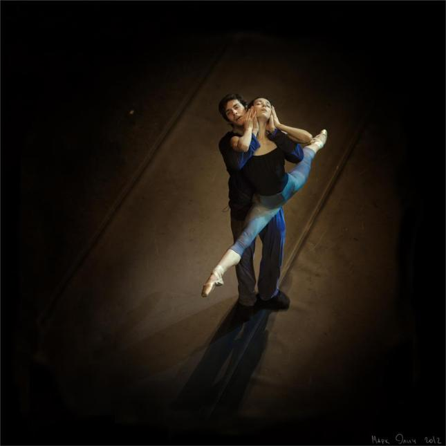 Roberto Bolle y Diana Vishneva