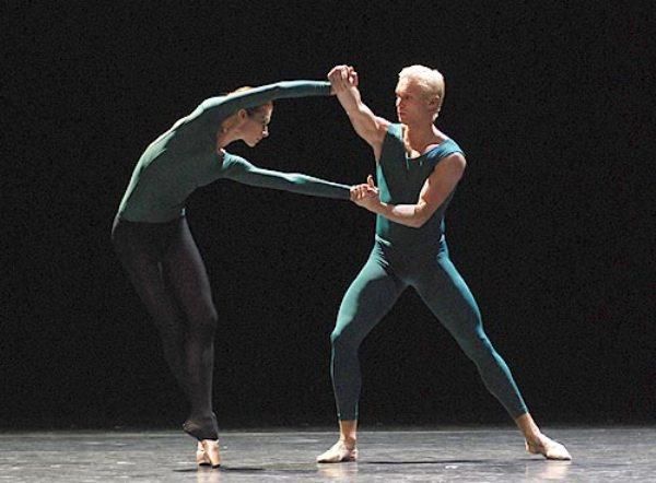 Yekaterina kondaurova as the girl in the ballet i leningrad symphony/i to music by dmitry shostakovich