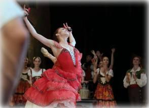 """Yekaterina Krysanova, """"Don Quixote"""" / © Yekaterina Vladimirova"""