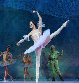 Irina Ablitsova, «Don Quixote», The Kremlin Ballet