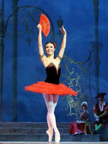 Saori Koike, «Don Quixote», The Kremlin Ballet