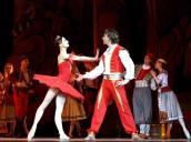 "Alexandra Timofeeva and Michael Evgenov, ""Le Corsaire"""