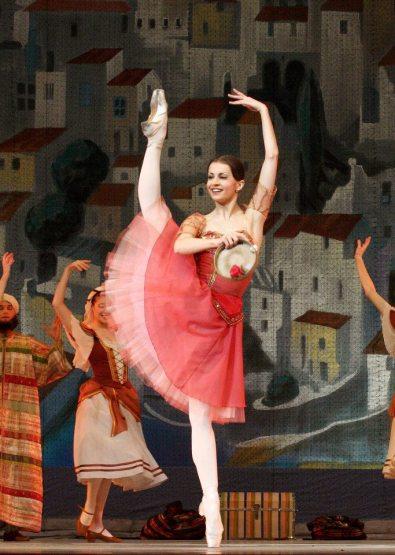 """Alexandra Timofeeva, """"Le Corsaire"""""""