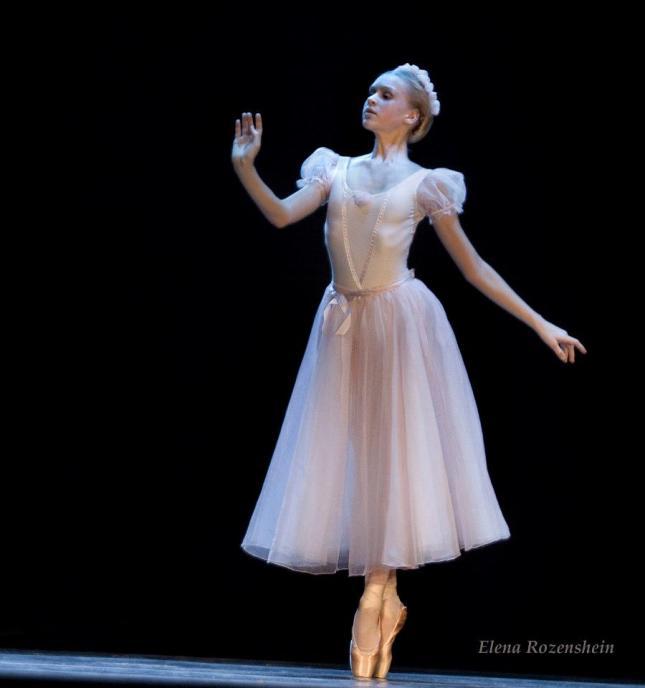 Eva Ozi Oziemblewska - © Elena Rozenshein