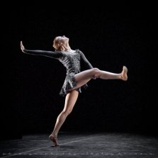 "Evgeniya Matyasheva, ""Duende"", Mikhailovsky Ballet / © Nikolay Krusser"
