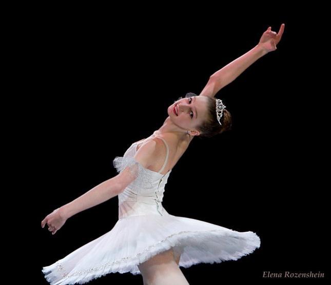 Jessica Humprey - © Elena Rozenshein