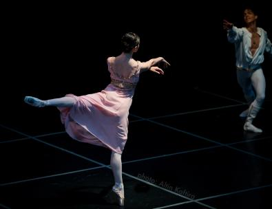 "Megan Zimny Kaftira and Isaac Hernández Fernández, ""Romeo and Juliet"" / © Altin Kaftira"