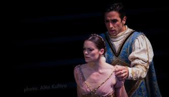 "Megan Zimny Kaftira and Sebastien Galtier, ""Romeo and Juliet"" / © Altin Kaftira"