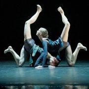 "Tatiana Miltseva and Olga Semenova, ""Duende"", Mikhailovsky Ballet / © Nikolay Krusser"