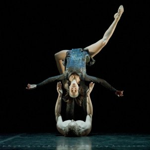 "Sabina Yapparova, ""Duende"", Mikhailovsky Ballet / © Nikolay Krusser"