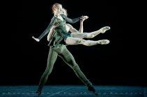 """Tatiana Miltseva, """"Duende"""", Mikhailovsky Ballet / © Nikolay Krusser"""