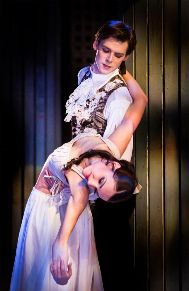 Yulia Stepanova and Vladimir Shklyarov, «Le Parc», Mariinsky Ballet - © Sasha Gouliaev 6