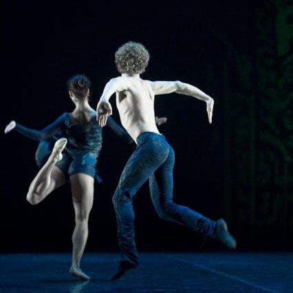 "Yekaterina Duganova, ""Duende"", Mikhailovsky Ballet / © Nikolay Krusser"