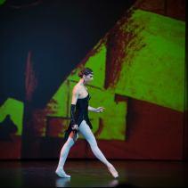 Anna Tikhomirova, «Tango from Golden Age» - © Mark Olich
