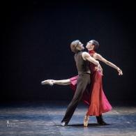 Yulia Manjeles and Denis Klimuk, «Anna Karenina» © Jack Devant