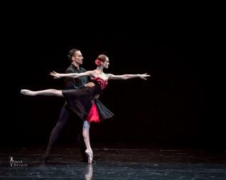 Ulyana Lopatkina and Raimond Martinov - © Jack Devant