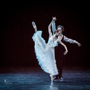 Ulyana Lopatkina and Marat Shemiunov - © Jack Devant