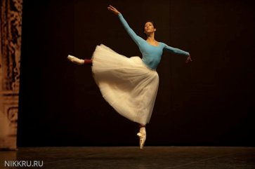 Elisa Carrillo Cabrera, «Giselle» - © Nikolay Krusser