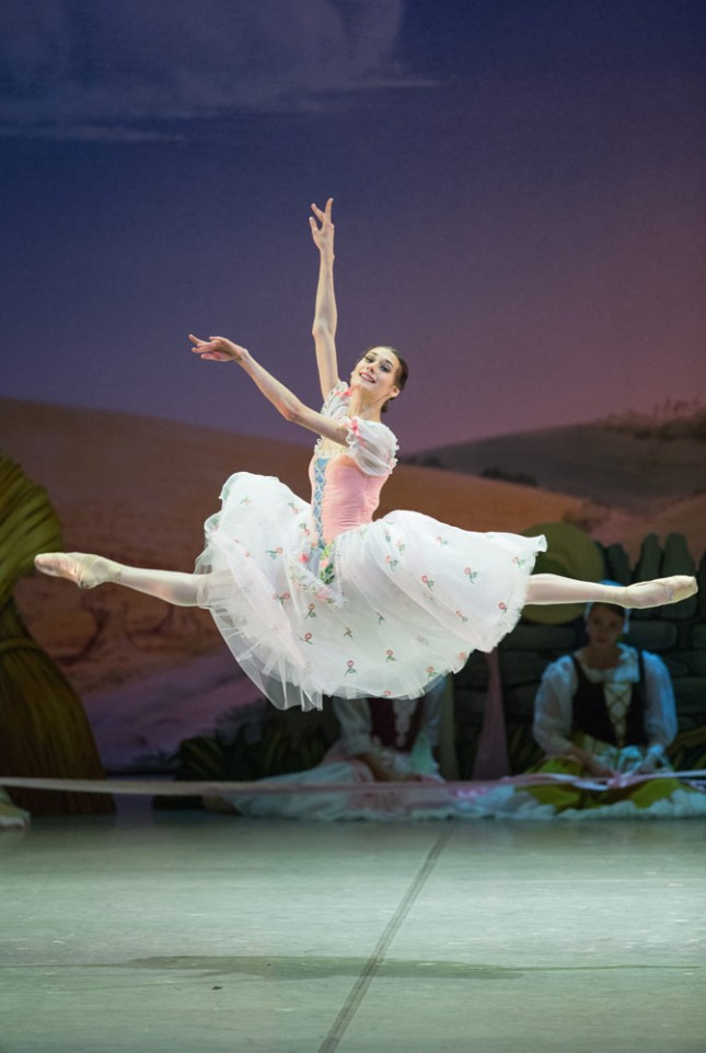 Anastasia Soboleva - © Stas Levshin/Dance Tabs