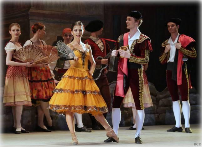 Anna Tikhomirova and Dmitry Dorokhov - © Yekaterina Vladimirova