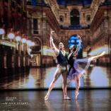 Anna Tsygankova and Matthew Golding, «Delibes Suite» - © Jack Devant