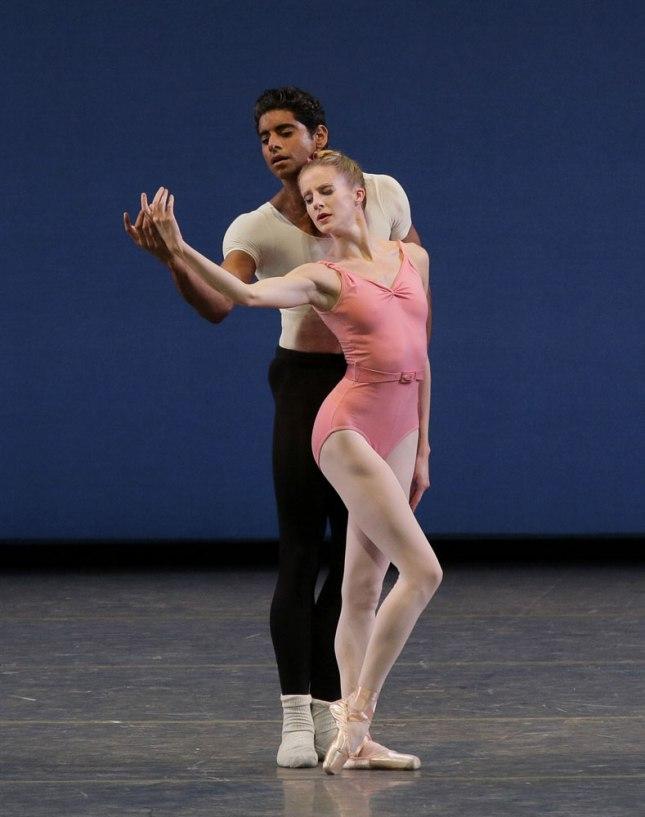 Sterling Hyltin and Amar Ramasar © Paul Kolnik / Dance Tabs