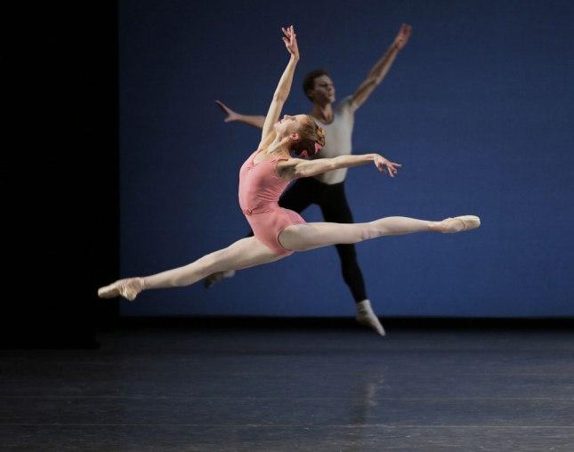 Sterling Hyltin and Troy Schumacher © Paul Kolnik / Dance Tabs