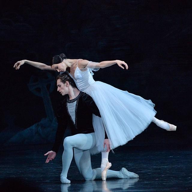 Diana Vishneva and Sergey Polunin, 'Giselle'