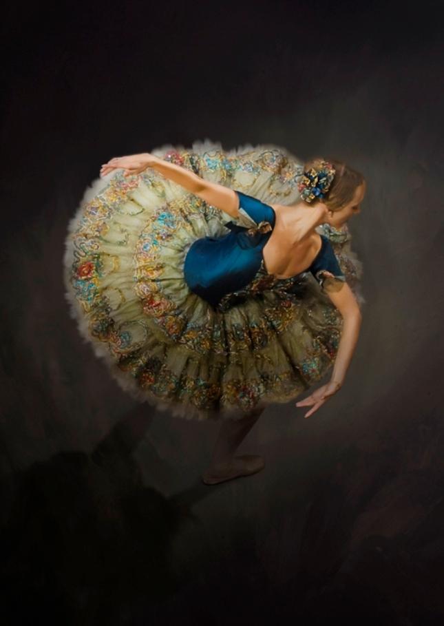 © Elena Bauer / Le Ballet de l'Opéra National de Paris