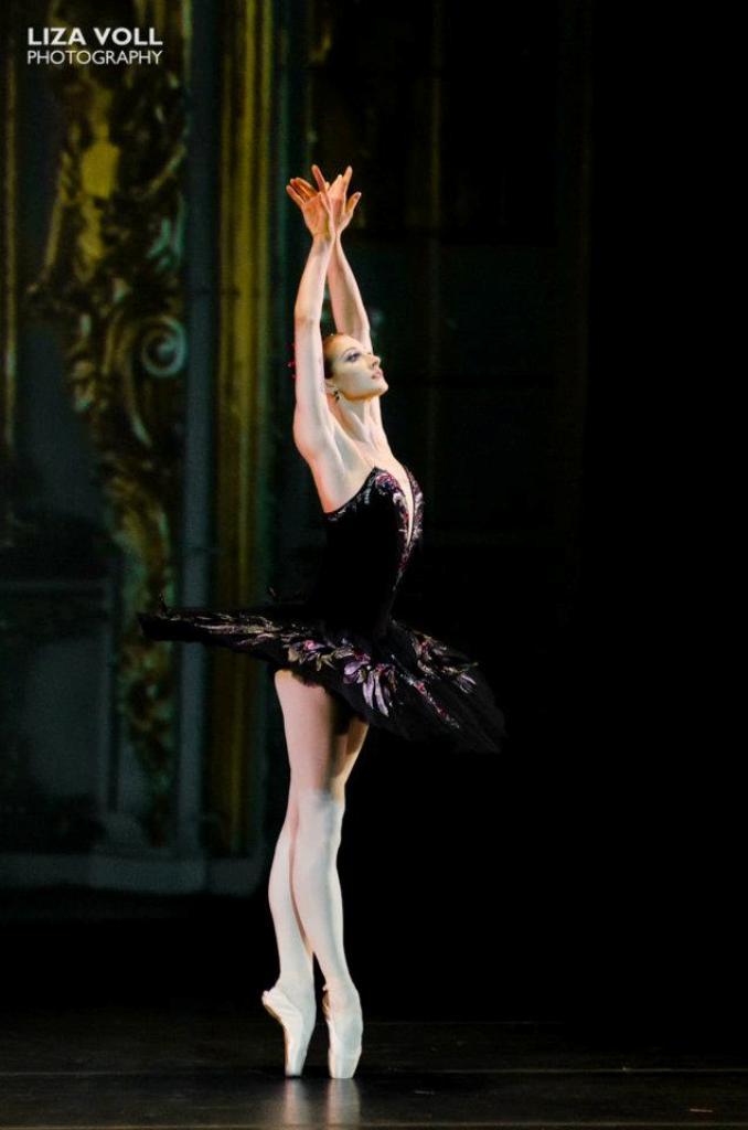 Yekaterina kondaurova, mariinsky ballet, and david hallberg, american ballet theatre