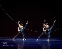 Anna Tsygankova, Matthew Golding, Igone de Jongh and Jozef Varga - © Jack Devant