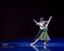Jurgita Dronina and Isaac Hernández - © Jack Devant