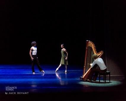 Jurgita Dronina, Isaac Hernández and Remy van Kesteren - © Jack Devant