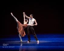 Anna Tsygankova and Jozef Varga - © Jack Devant